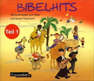BibelHits – 100 Kinderlieder zum Alten und neuen Testament – Teil 1 (gesungen)