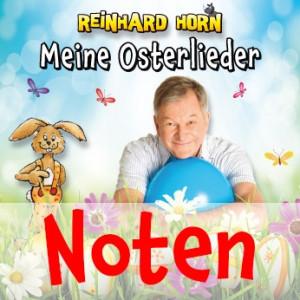 Reinhard Horn – Meine Osterlieder (Noten)