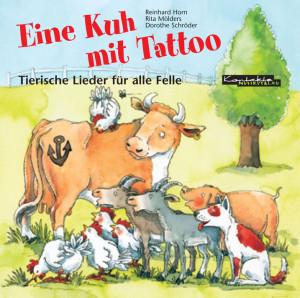 Cover_Eine Kuh mit Tattoo