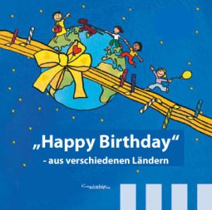 """""""Happy Birthday"""" - aus verschiedenen Ländern (gesungen)"""