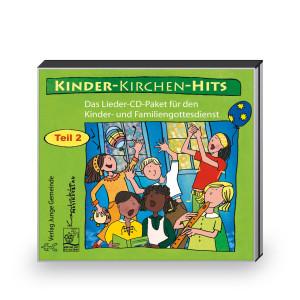 Kinder-Kirchen-Hits Teil 2