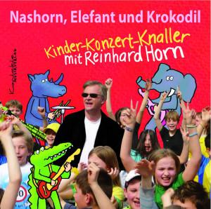 Nashorn, Elefant und Krokodil (gesungen)