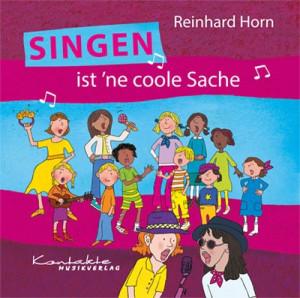 Singen ist 'ne coole Sache (gesungen)