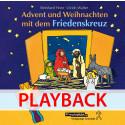 Advent und Weihnachten mit dem Friedenskreuz (Playback)