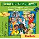 Kinder-Kirchen-Hits – Teil 1 (Playback)
