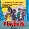 Das Robinson Kindermusical - Rechte für Kinder (Playback)