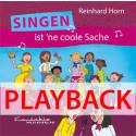 Singen ist 'ne coole Sache (Playback)