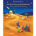 Auf dem Weg nach Bethlehem (Noten)