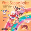 Welt-Segenslieder für Kinder (gesungen)