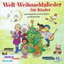 Welt-Weihnachtslieder für Kinder (gesungen)