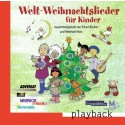 Welt-Weihnachtslieder für Kinder (Playback)