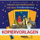 Advent und Weihnachten mit dem Friedenskreuz (Kopiervorlagen)