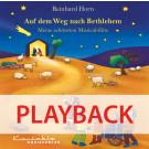 Auf dem Weg nach Bethlehem (Playback)