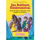 Das Robinson Kindermusical - Rechte für Kinder (Noten)
