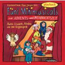 Fünf Minimusicals zur Advents- und Weihnachtszeit (Playback)