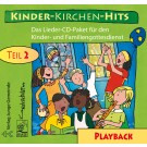 Kinder-Kirchen-Hits – Teil 2 (Playback)