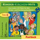 Kinder-Kirchen-Hits – Teil 3 (Playback)