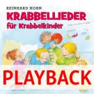 Krabbellieder für Krabbelkinder (Playback)