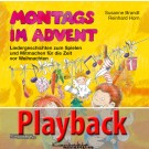 Montags im Advent (Playback)