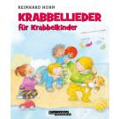 Krabbellieder für Krabbelkinder (Noten)