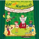 Vier neue Minimusicals zur Advents- und Weihnachtszeit (gesungen)