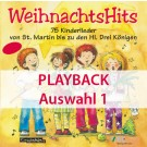 Weihnachtshits – Auswahl 1 (Playback)