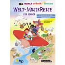 Welt-MusikReise für Kinder (eBook)