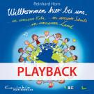 Willkommen hier bei uns (Playback)