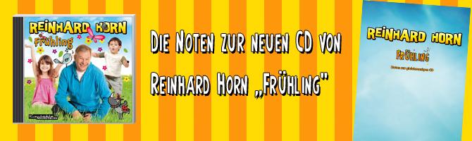 Reinhard Horn - Frühling