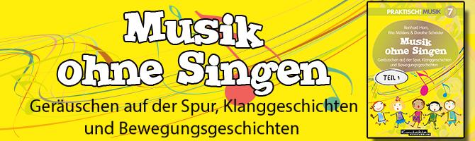 Musik ohne Singen